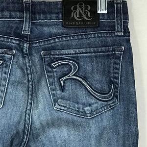 Rock & Republic Marissa Jeans size 26